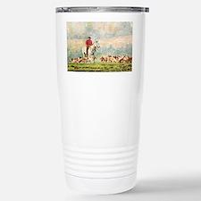 fhsticker Stainless Steel Travel Mug