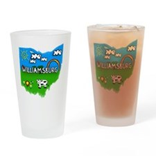 Williamsburg Drinking Glass