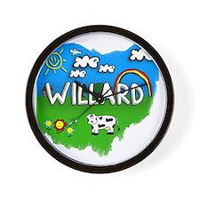Willard Wall Clock