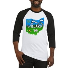 Willard Baseball Jersey