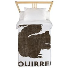 squirrelwhisperer1 Twin Duvet
