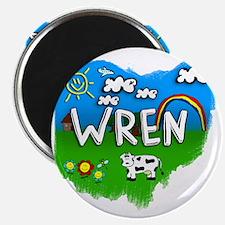 Wren Magnet