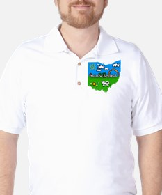 Yellow Springs Golf Shirt