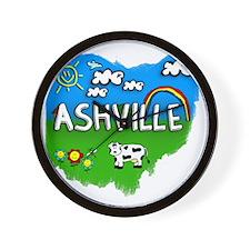 Ashville Wall Clock