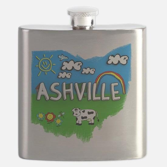 Ashville Flask