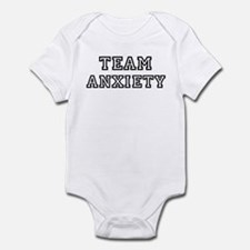 Team ANXIETY Infant Bodysuit