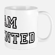 CONTENTED is my lucky charm Mug