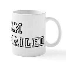 Team BLACKMAILED Mug