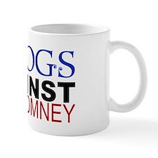 dogsagainstmittcolors Small Mug