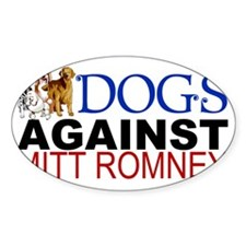 dogsagainstmittcolors Decal