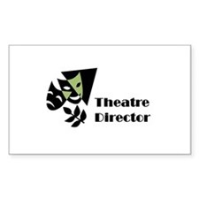 Theatre Director Magnet Decal