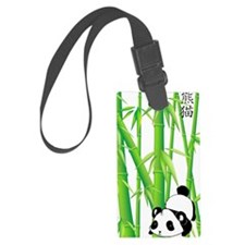 ipod4panda Luggage Tag