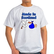 Made In Scotland Boy T-Shirt