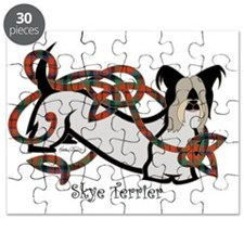 SkyeTerrier-Color Puzzle
