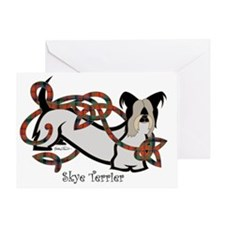 SkyeTerrier-Color Greeting Card