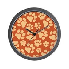 pawsipad Wall Clock