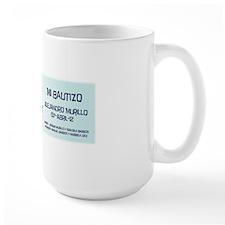 bautizo Alejandro Mug