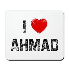 I * Ahmad Mousepad