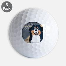 snuggle3 Golf Ball