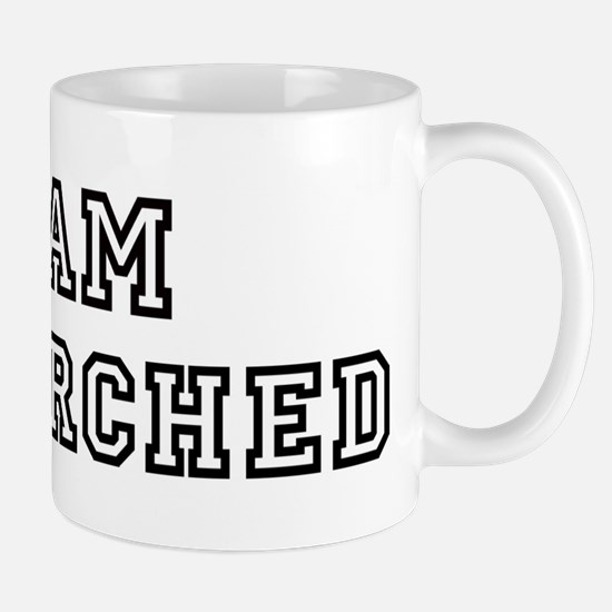 Team BESMIRCHED Mug