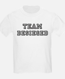 Team BESIEGED Kids T-Shirt