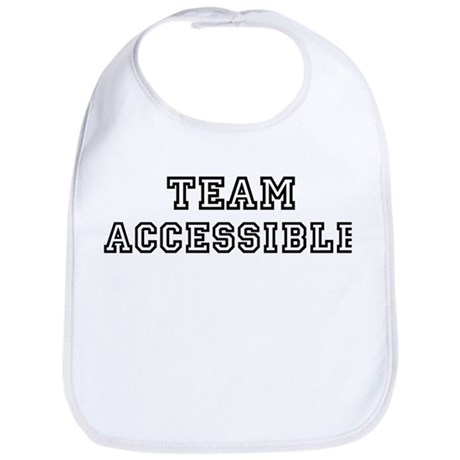 Team ACCESSIBLE Bib