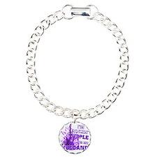 Im Rockin Purple for my  Bracelet