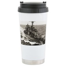 stormes framed panel print Travel Mug