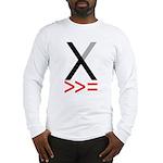XMonad Long Sleeve T-Shirt