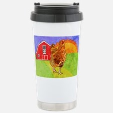 shoulderBagRooster Travel Mug