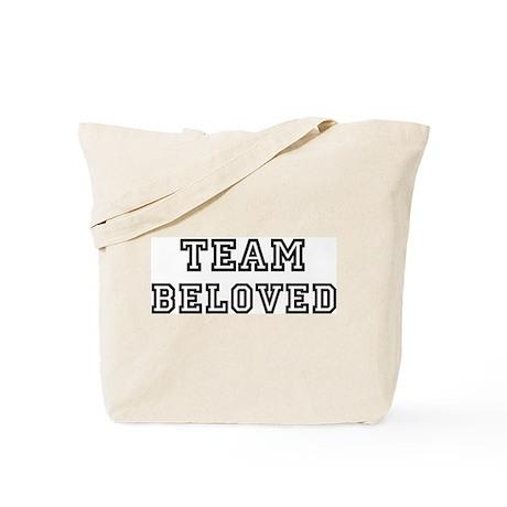 Team BELOVED Tote Bag