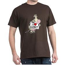 Holy Cow It's Lent T-Shirt