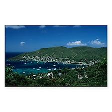 Bequia, Caribbean Islands, aer Decal