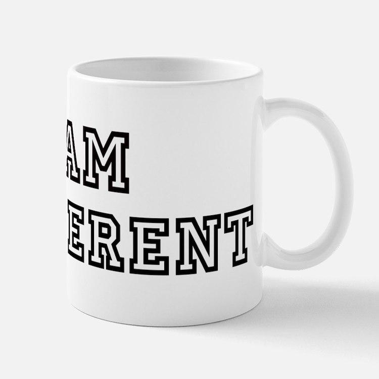 Team BELLIGERENT Mug