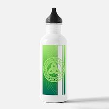 ipod2celticknot Water Bottle