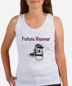 Future_Runner_boy Women's Tank Top