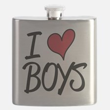 Iheartboys Flask