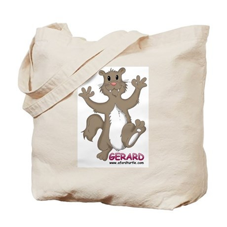 Gerard Mongoose Tote Bag