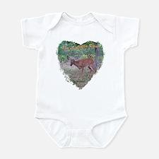 I'm a little dear Infant Bodysuit