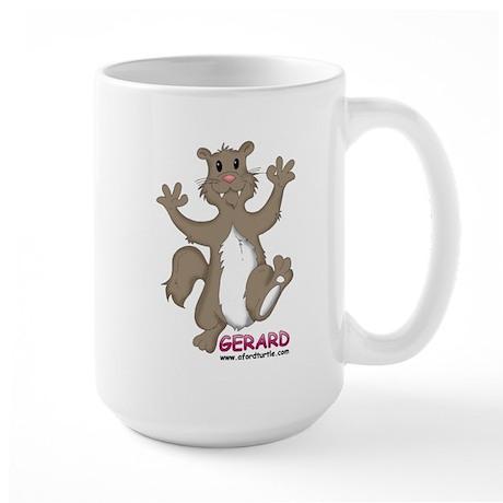 Gerard Mongoose Large Mug