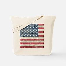 vintageAmerica4Shower1 Tote Bag