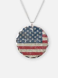 vintageAmerica4Shower1 Necklace