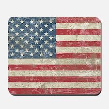 vintageAmerica4Pillow Mousepad