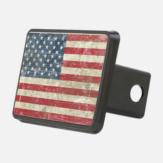 vintageAmerica4Pillow Hitch Cover