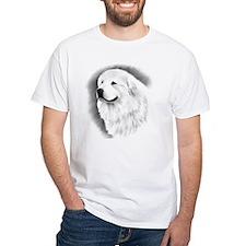 Great Pyr Charcoal Portrait Shirt