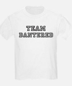 Team BANTERED Kids T-Shirt