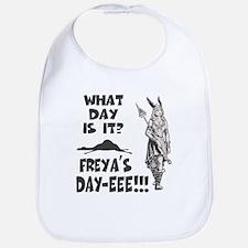 Freya's Day Bib