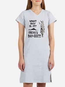 Freya's Day Women's Nightshirt