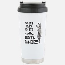 Freya's Day Stainless Steel Travel Mug