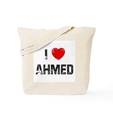 I * Ahmed Tote Bag